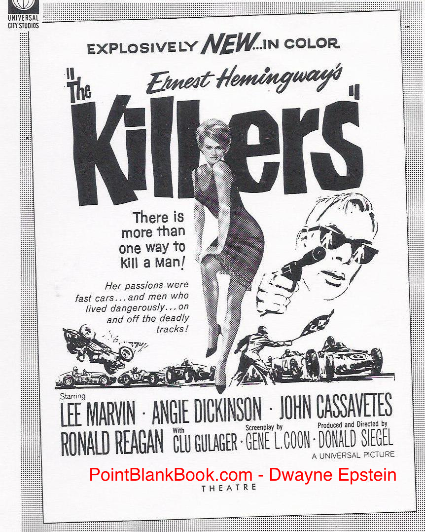 The original ad for THE KILLERS.