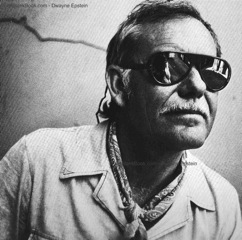 The late Sam Peckinpah, who would've been 90 years old last month.