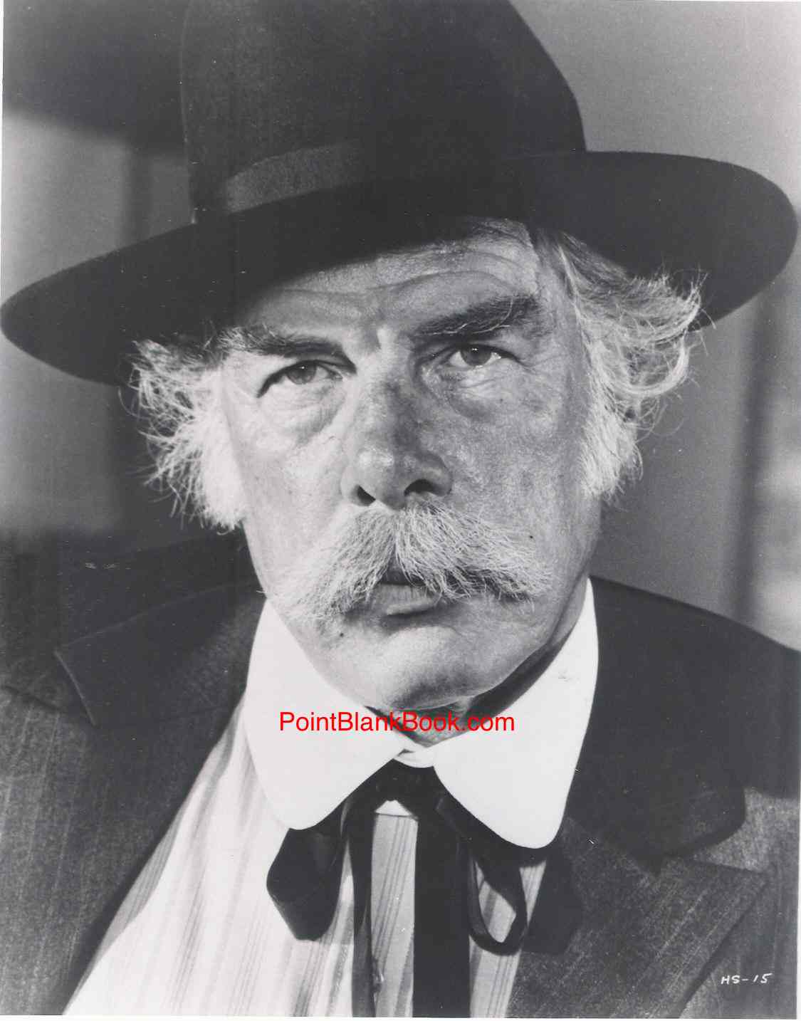 Lee Marvin as Harry Spikes in 1974's Spikes Gang.