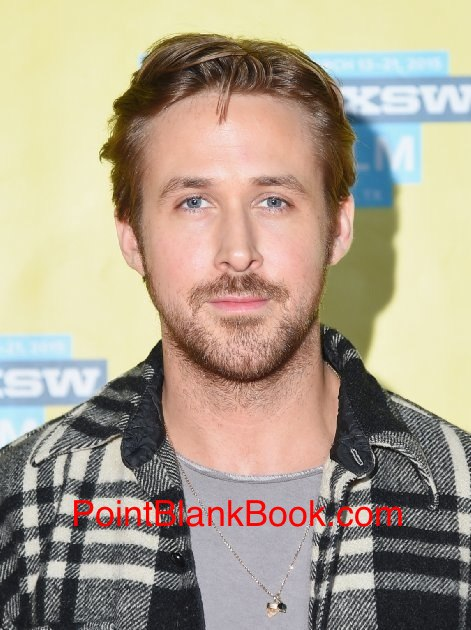 VERY hot at the mometn actor, RYAN GOSLING