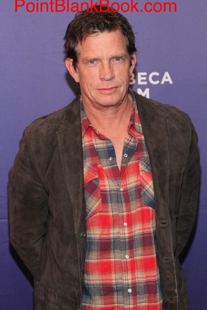 My personal choice, actor Thomas Haden Church