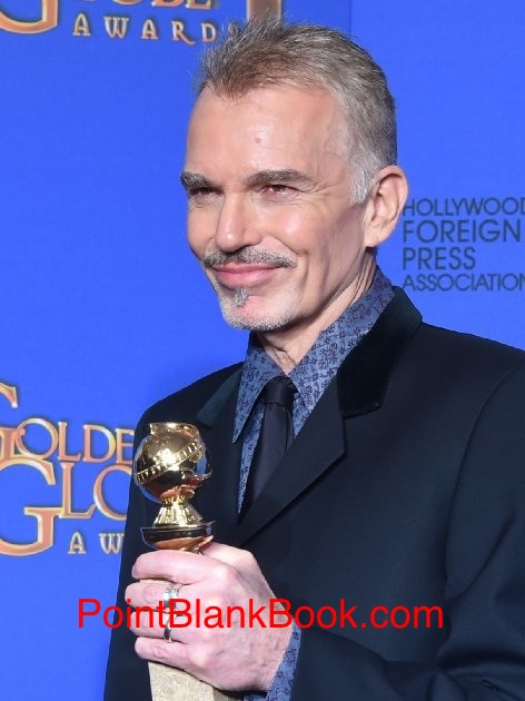 Oscar winner Billy Bob Thornton