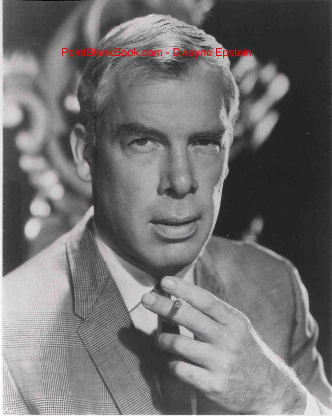 Lee Marvin, in his prime, as a reference point...