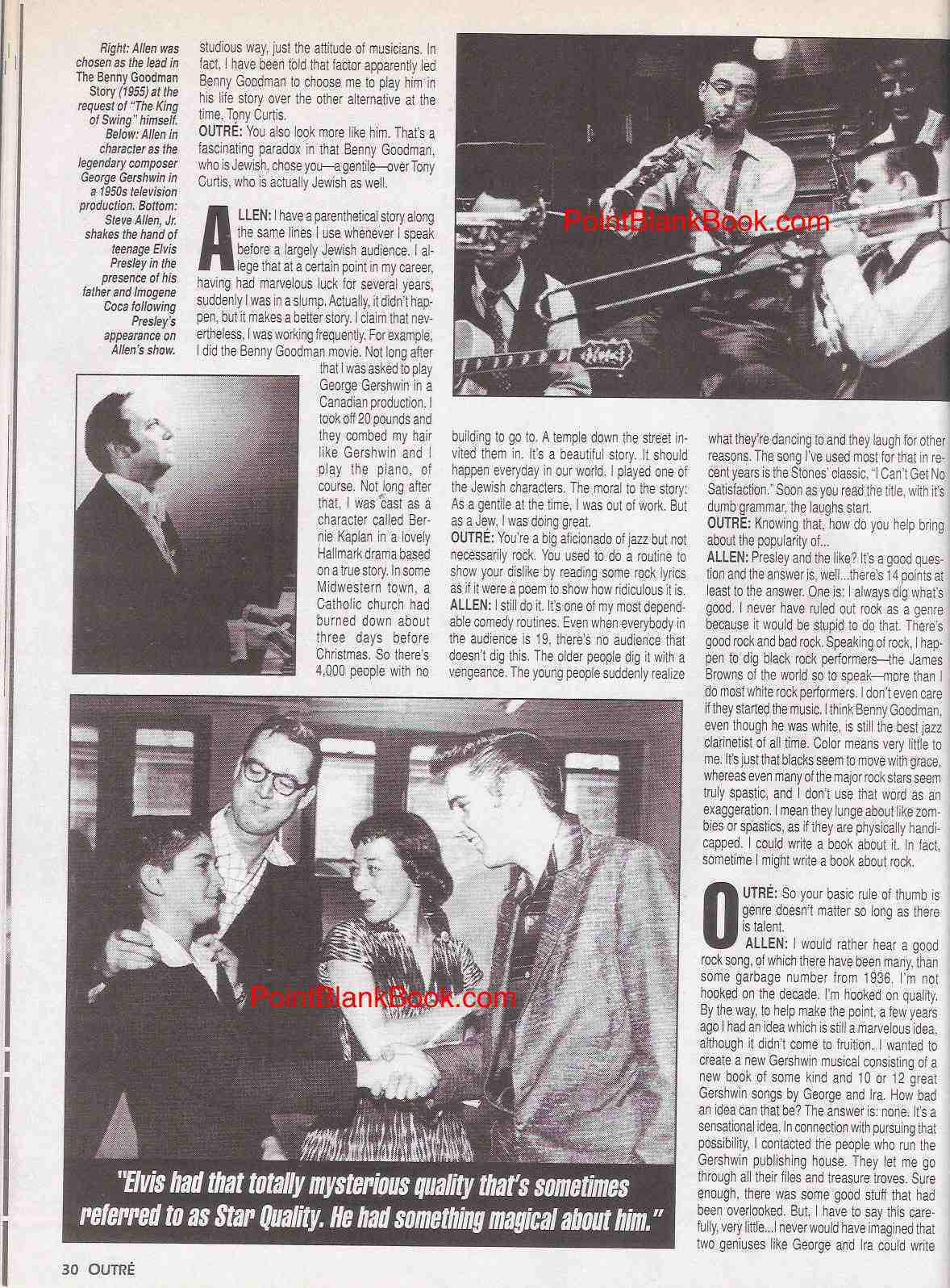 Steve Allen interview, page 3