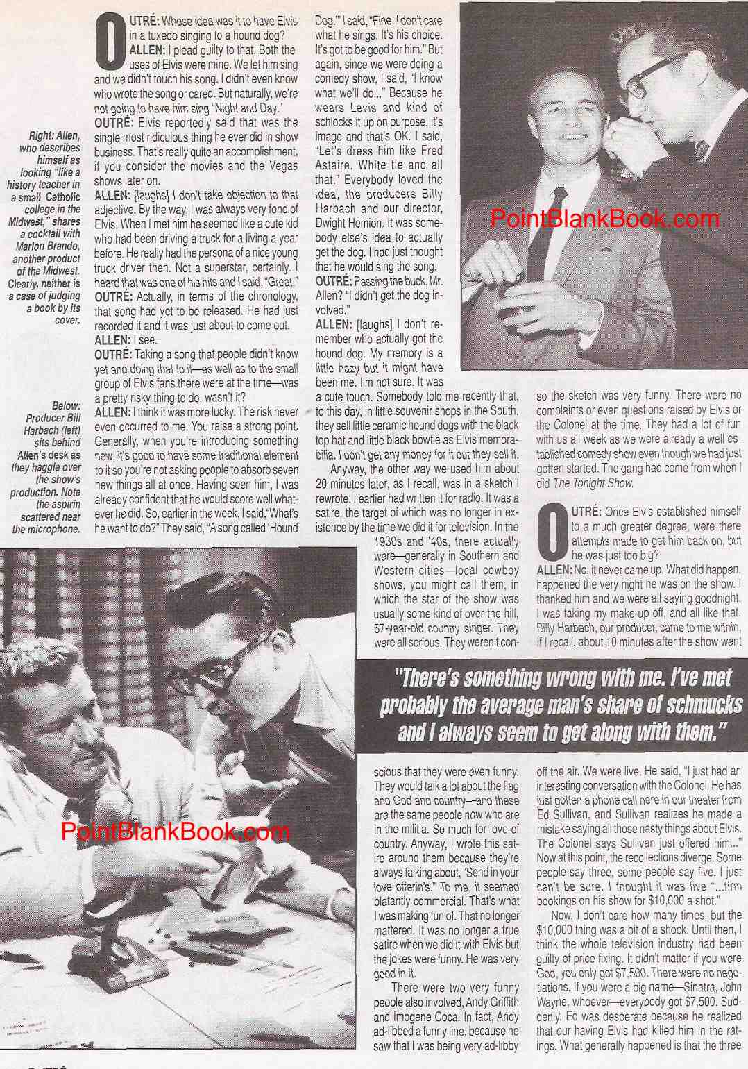 Steve Allen interview, page 5