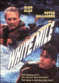 Robert Butler's non-fiction thriller, WHITE MILE, co-produced for TV by Mike Hamilburg.