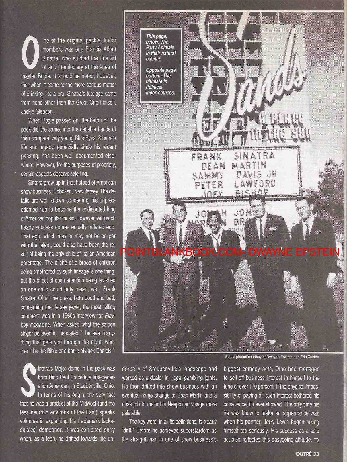 The Rat Pack in Outre, Page 2