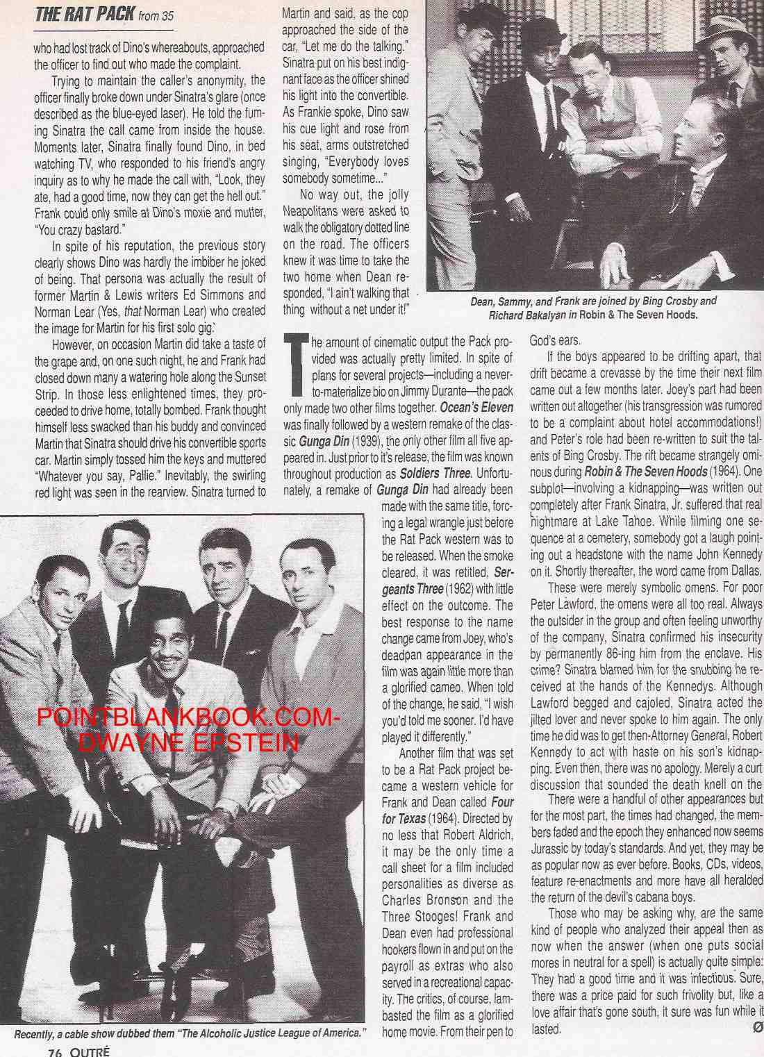 The Rat Pack in Outre, Page 5