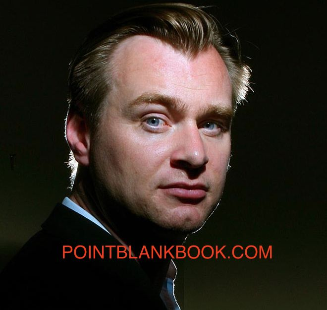 Stylized Britsh director of American action films, Chrstopher Nolan.