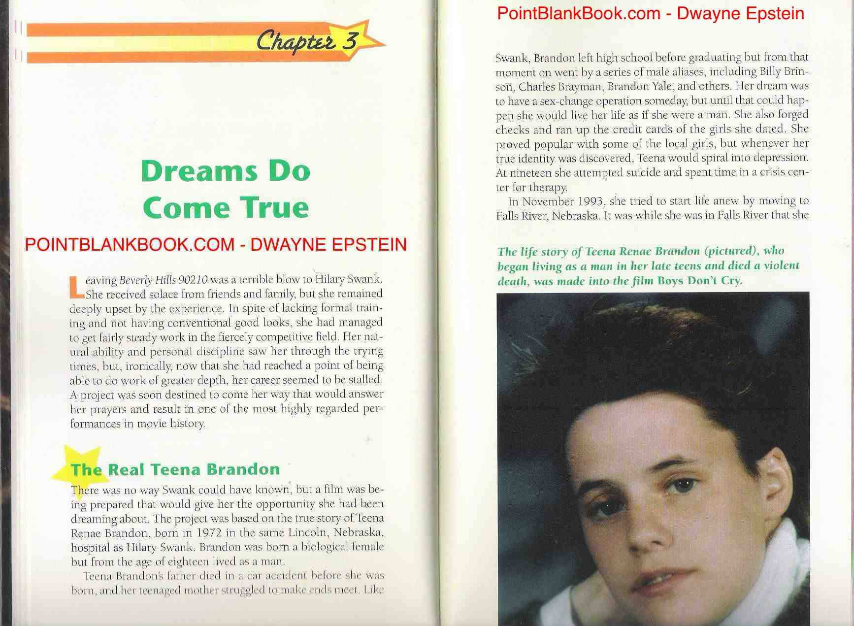 How I dealt with transgender issues for young adult readers, from the beginning.
