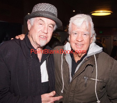 Lee Marvin's son, Christopher meets up with Clue Gulager who he had not seen since he was a child.