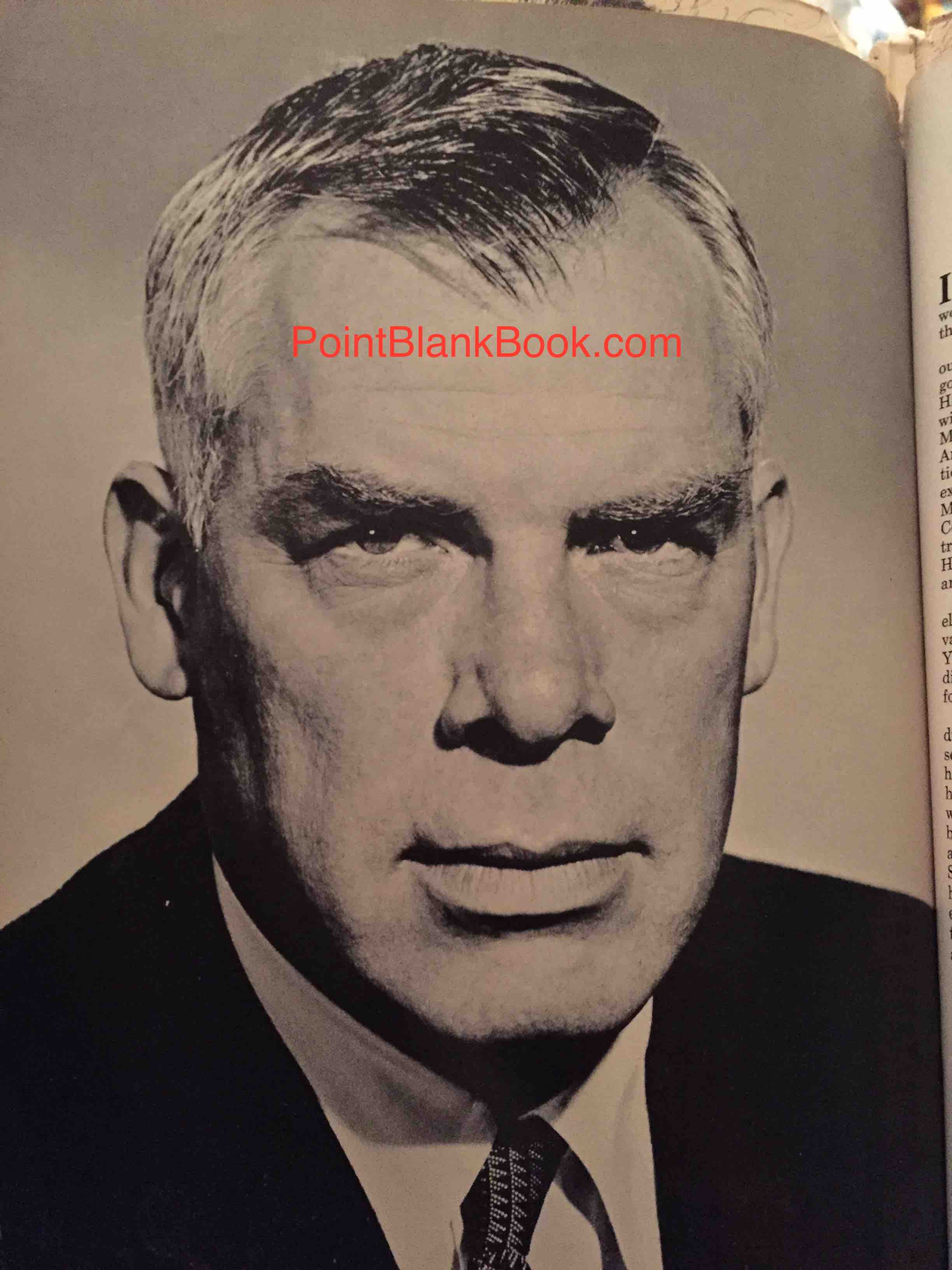 No, it's not Boris Karloff. It's Lee Marvin in a p.r. still from SHIP OF FOOLS (1965) used as an image for the film encyclopedia's entry on the actor.